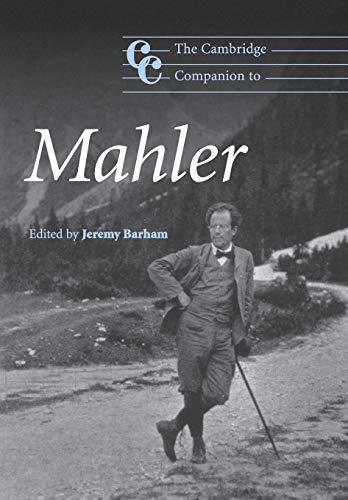 9780521540339: The Cambridge Companion to Mahler (Cambridge Companions to Music)