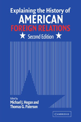 9780521540353: Explaining the History of American Foreign Relations