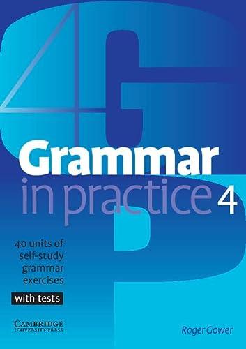 9780521540421: Grammar in Practice 4