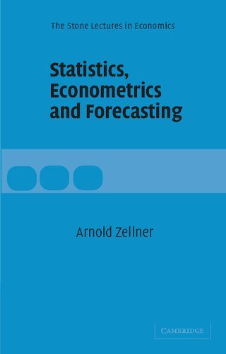 9780521540445: Statistics, Econometrics and Forecasting (The Stone Lectures in Economics)