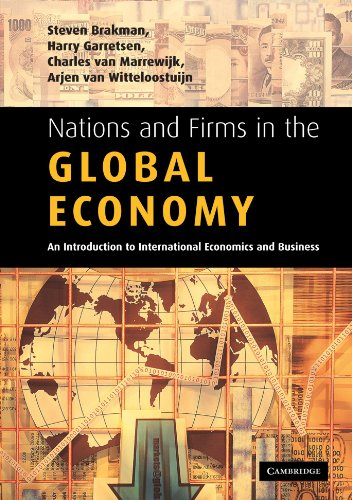 9780521540575: Nations and Firms in the Global Economy: An Introduction to International Economics and Business
