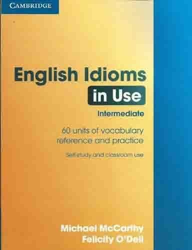 9780521540872: English Idioms in Use