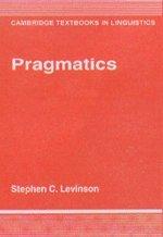 9780521540896: Pragmatics