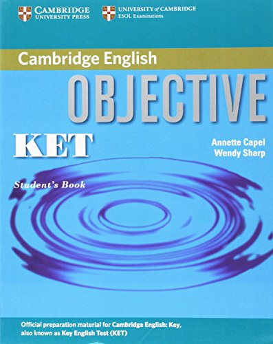 9780521541497: Objective KET Student's Book