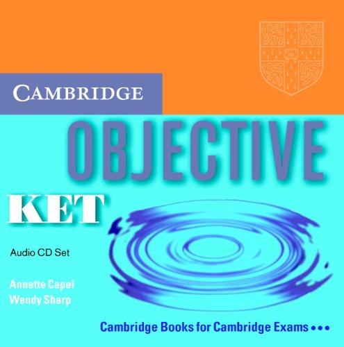 9780521541527: Objective KET Audio CD Set (2 CDs)