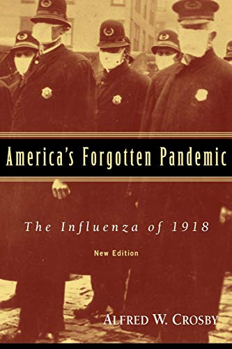 9780521541756: America's Forgotten Pandemic: The Influenza of 1918