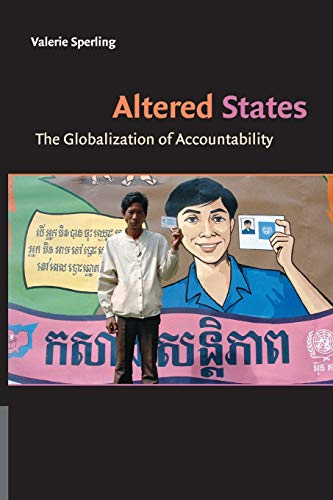 9780521541817: Altered States: The Globalization of Accountability