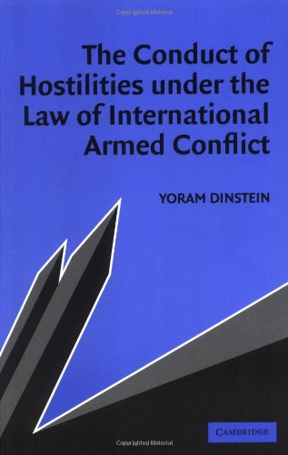 9780521542272: The Conduct of Hostilities under the Law of International Armed Conflict