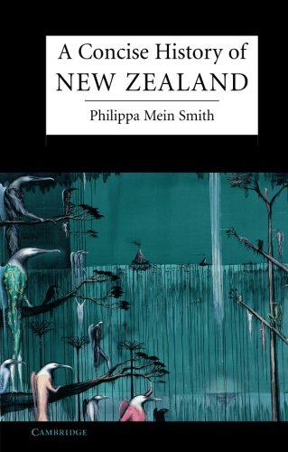 9780521542289: A Concise History of New Zealand (Cambridge Concise Histories)