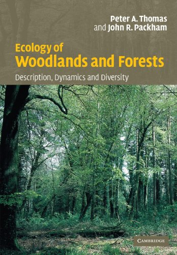9780521542319: Ecology of Woodlands and Forests Paperback: Description, Dynamics and Diversity