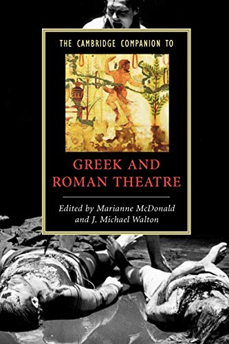 9780521542340: The Cambridge Companion to Greek and Roman Theatre (Cambridge Companions to Literature)