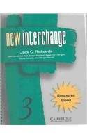New Interchange Resource Book 3: English for International Communication (New Interchange English for International Communication) (9780521542401) by Jack C. Richards