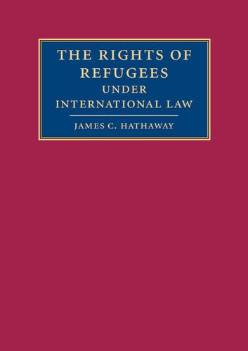 9780521542630: The Rights of Refugees under International Law