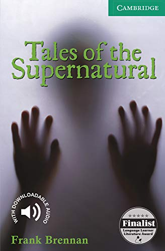 9780521542760: CER3: Tales of the Supernatural Level 3 (Cambridge English Readers)
