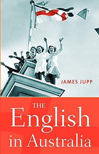 9780521542951: The English in Australia