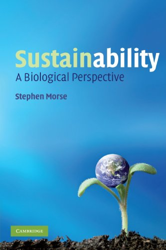 9780521543002: Sustainability: A Biological Perspective