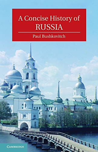 9780521543231: A Concise History of Russia (Cambridge Concise Histories)
