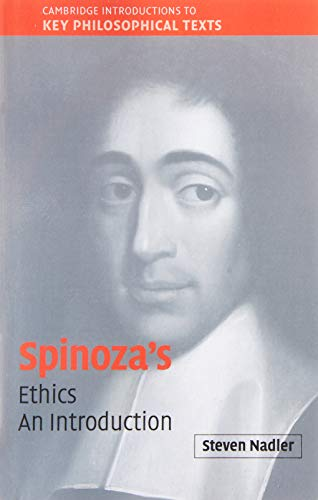 9780521544795: Spinoza's 'Ethics': An Introduction (Cambridge Introductions to Key Philosophical Texts)