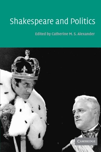 9780521544818: Shakespeare and Politics
