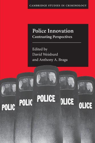9780521544832: Police Innovation: Contrasting Perspectives (Cambridge Studies in Criminology)