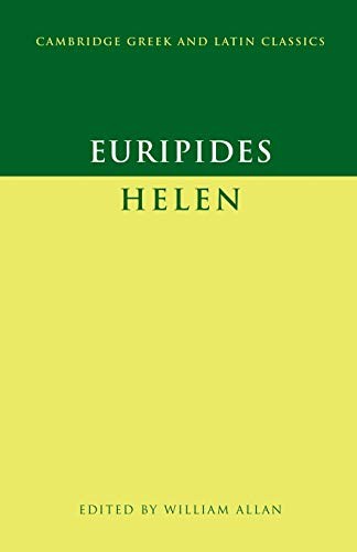 9780521545419: Euripides: 'Helen' (Cambridge Greek and Latin Classics)