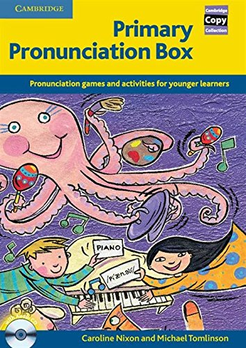 9780521545457: Primary Pronunciation Box with Audio CD