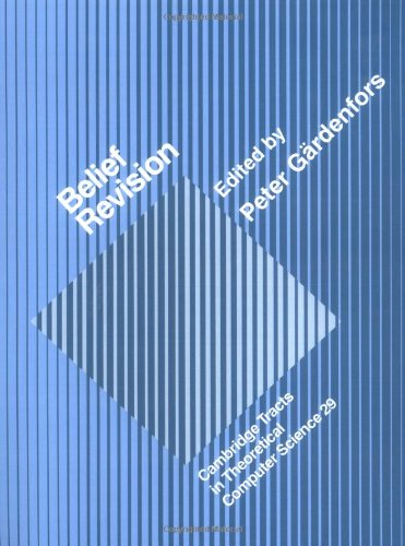 9780521545648: Belief Revision (Cambridge Tracts in Theoretical Computer Science)