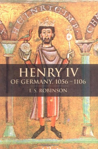 9780521545907: Henry IV of Germany 1056-1106
