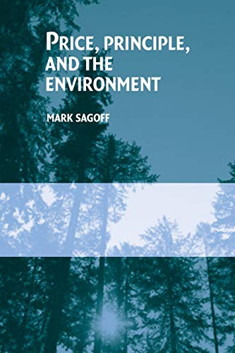 9780521545969: Price, Principle, and the Environment