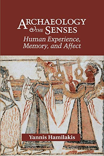 9780521545990: Archaeology and the Senses: Human Experience, Memory, and Affect