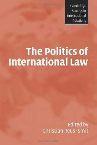 9780521546713: The Politics of International Law (Cambridge Studies in International Relations)