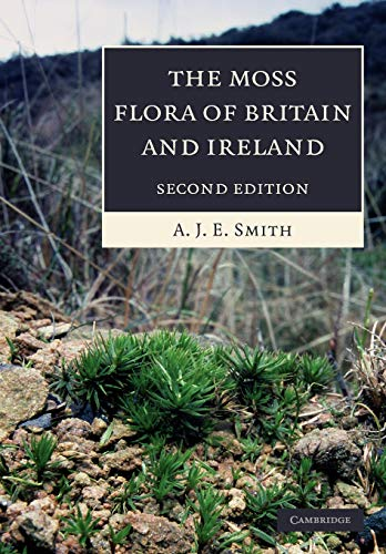 9780521546720: The Moss Flora of Britain and Ireland
