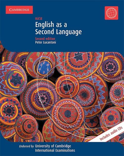 9780521546942: IGCSE English as a Second Language (Cambridge International IGCSE)