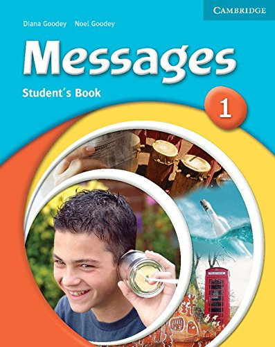 9780521547079: Messages 1 Student's Book