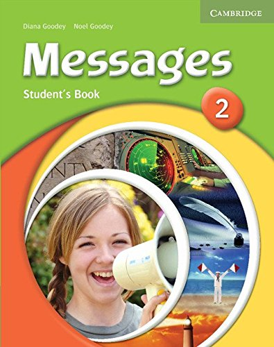 9780521547093: Messages 2 Student's Book