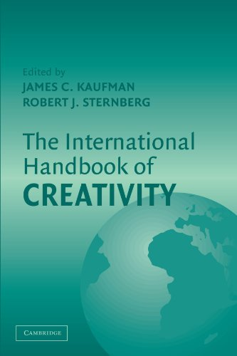 The International Handbook of Creativity: James C. Kaufman