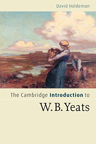 9780521547376: The Cambridge Introduction to W.B. Yeats (Cambridge Introductions to Literature)
