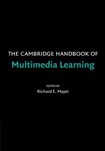 9780521547512: The Cambridge Handbook of Multimedia Learning (Cambridge Handbooks in Psychology)