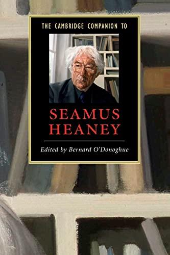 9780521547550: The Cambridge Companion to Seamus Heaney (Cambridge Companions to Literature)