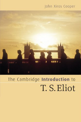 9780521547598: Cambridge Introductions to Literature first batch set 10 Volume Paperback Set: The Cambridge Introduction to T. S. Eliot Paperback
