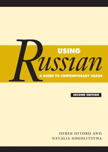 9780521547611: Using Russian: A Guide to Contemporary Usage