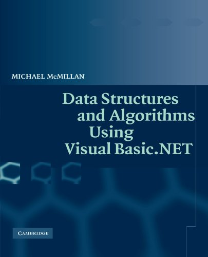9780521547659: Data Structures and Algorithms Using Visual Basic.NET