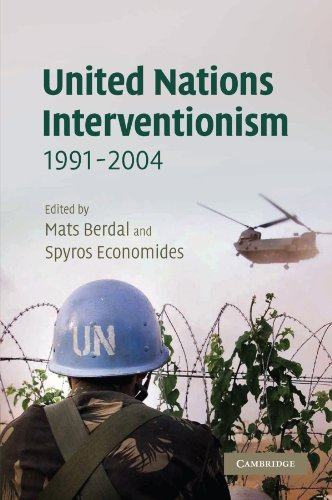 9780521547673: United Nations Interventionism, 1991-2004 Paperback (LSE Monographs in International Studies)