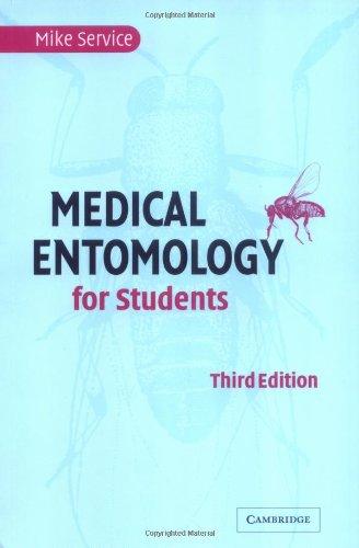 9780521547758: Medical Entomology for Students
