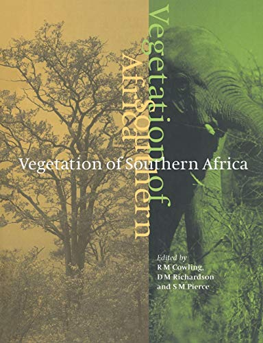 9780521548014: Vegetation of Southern Africa