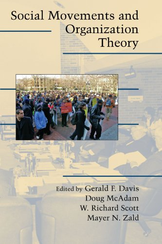 9780521548366: Social Movements and Organization Theory Paperback (Cambridge Studies in Contentious Politics)