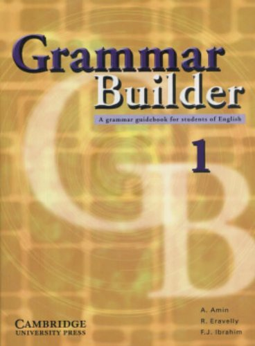 9780521548595: Grammar Builder Level 1