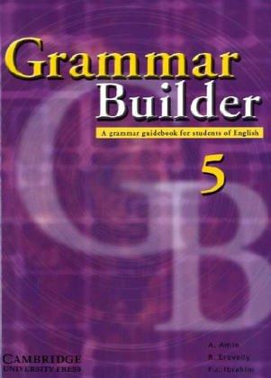 9780521548632: Grammar Builder Level 5