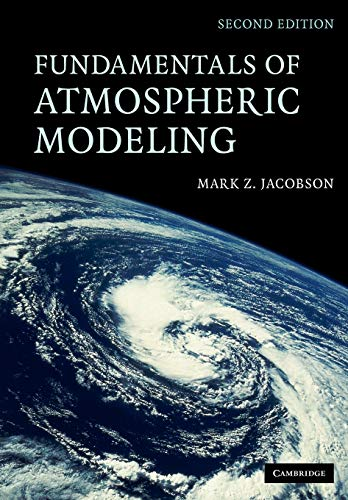 9780521548656: Fundamentals of Atmospheric Modeling