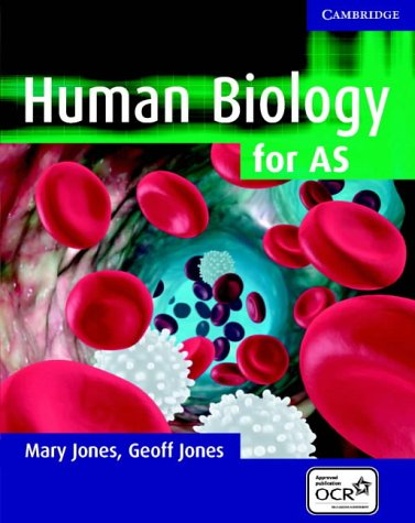 9780521548915: Human Biology for AS Level